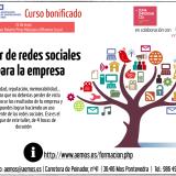 redes sociales para la empresa